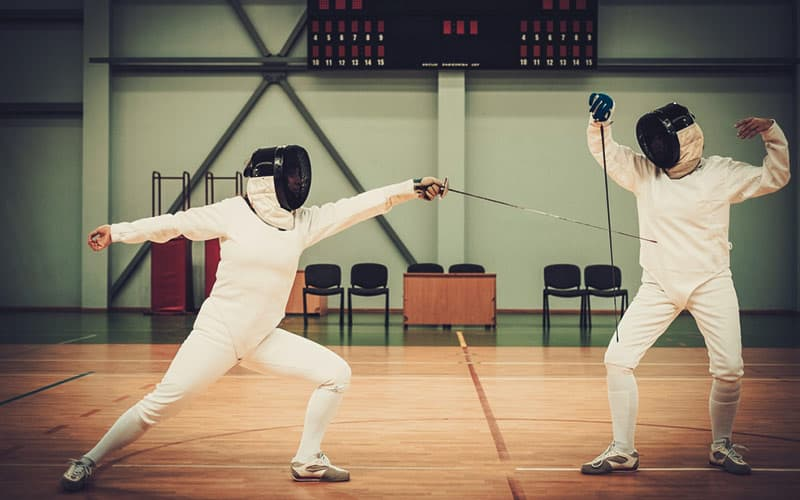 5 Reasons to Join a Fencing Club