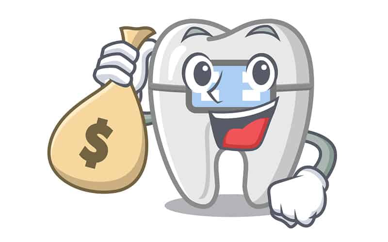 How To Afford the Dentist When You're Off Your Parents' Insurance Plan