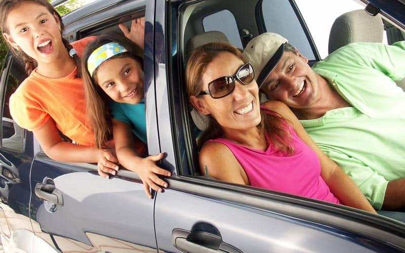 Planning a Family Trip? Here's 4 Things to Consider