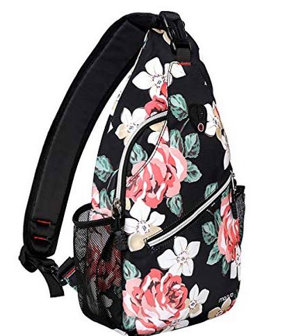 crossbody sling bag by mossiso