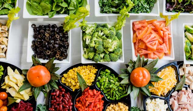 food and health habits for teens