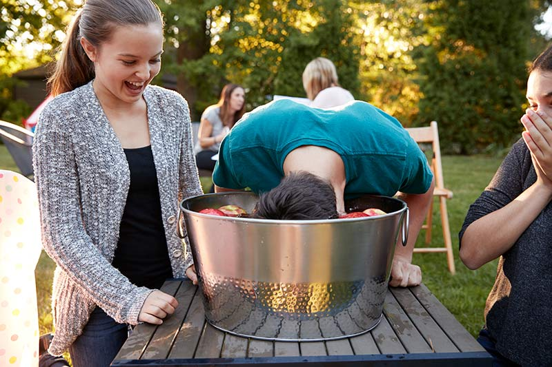 Classic Halloween Party Games