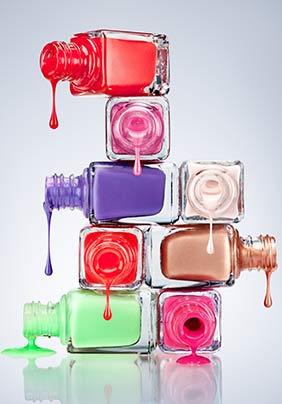 spin the nail polish game